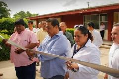 Félix Serrano cumple con la Primera Sección en Ixtepec (2)