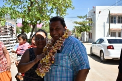 Inaugura Félix Serrano obra para el bienestar social en Ixtepec (4)