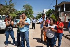 Inaugura Félix Serrano obra para el bienestar social en Ixtepec (5)