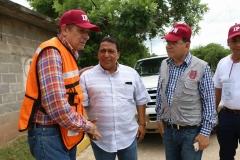 Avanza atención del Ayuntamiento en barrios y colonias de Ixtepec (1)
