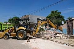 Avanza atención del Ayuntamiento en barrios y colonias de Ixtepec (2)