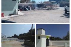 Panteon del refugio