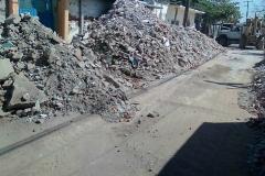 Continúan sin descanso los trabajos de reconstrucción en Ixtepec (1)