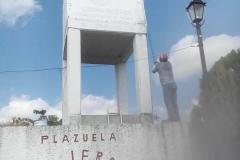 Continúan sin descanso los trabajos de reconstrucción en Ixtepec (4)