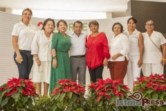 Rinde rosa nidia su segundo informe de gobierno en Salina Cruz 2