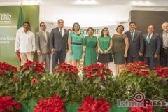 Rinde rosa nidia su segundo informe de gobierno en Salina Cruz 4