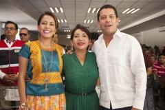 Rinde rosa nidia su segundo informe de gobierno en Salina Cruz 7