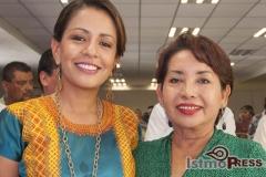 Rinde rosa nidia su segundo informe de gobierno en Salina Cruz 8