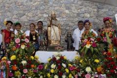 Ante la adversidad, se fortalecen los lazos de hermandad en Ixtepec (10)
