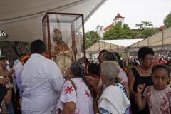 Ante la adversidad, se fortalecen los lazos de hermandad en Ixtepec (12)