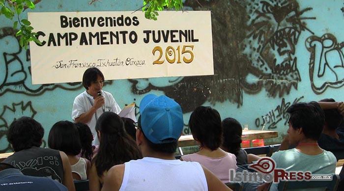 campamento ixhuatan 2015 istmopress