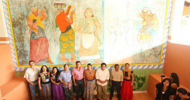 mural juchitan paredo