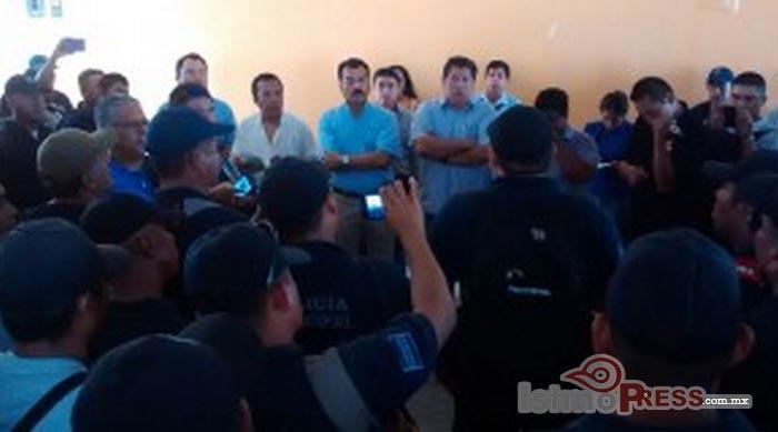 policias juchitan