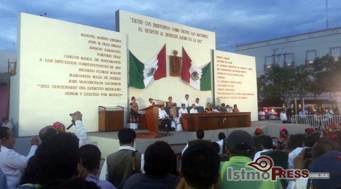 Declara Congreso de Oaxaca benefactora de Tehuantepec a Juana Catarina Romero