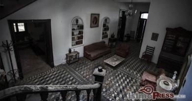 interior del chalet de juana c romero tehuantepec oaxaca istmopress
