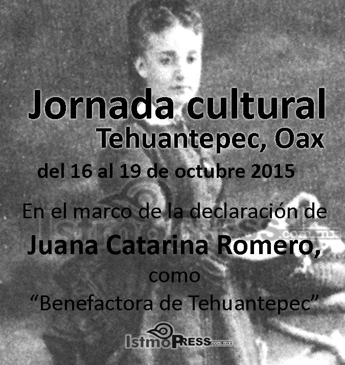 jornadas culturales tehuantepec 2015