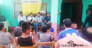 jovenes istmo niltepec