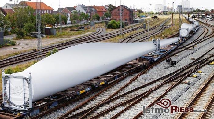 manufactura de aerogeneradores en Ixtepec