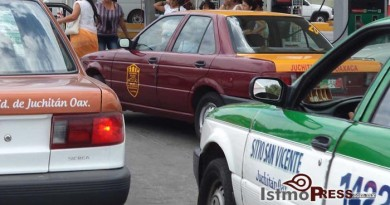 taxis juchitan