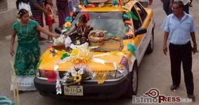 taxistas ixtepec 2