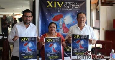 Todo listo para el XIV Festival Cultural del Istmo