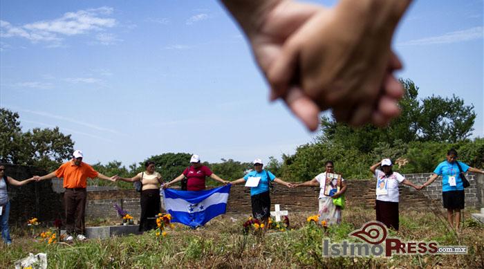 caravana de madres migrantes ixtepec