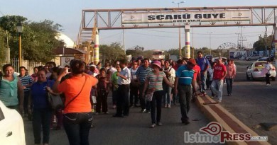 defile protesta cnte ixtepec