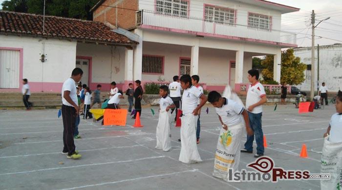Rescatan Juegos Tradicionales En Union Hidalgo Noticias Del Istmo