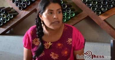 Busca Eufrosina ser candidata a gobernadora de Oaxaca