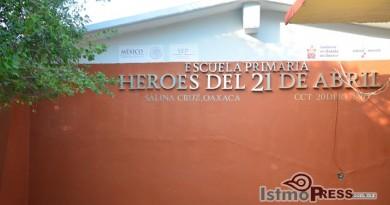 Una realidad, Escuelas Dignas en Salina Cruz Rosa Nidia 3