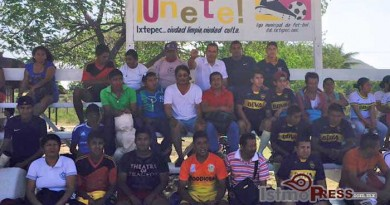 Unidos, construyendo un mejor futuro para Ixtepec Eduardo Pedro Reyes Oaxaca 3