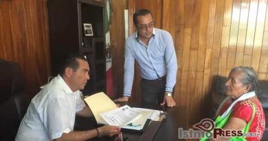 A Ixtepec se le quiere con Hechos Eduardo Pedro Reyes