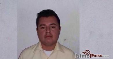 AEI captura a presunto extorsionador en Salina Cruz