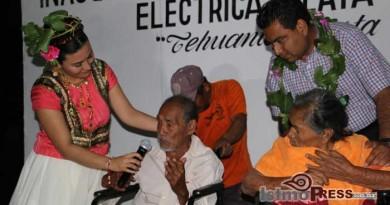 Atender la discapacidad con servicio humano DIF Tehuantepec