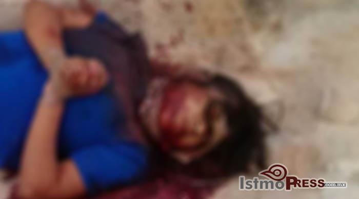 Identifican a joven mujer hallada muerta en Salina Cruz