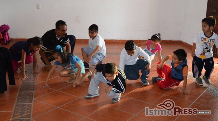 Inicia primer ciclo de talleres en la Casa de la Cultura de Ixtepec 3