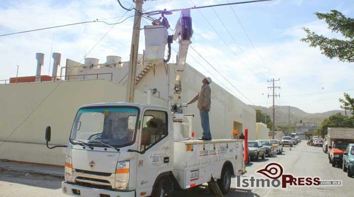 Instalan Leds en el alumbrado de la Colonia Hidalgo Oriente Centro