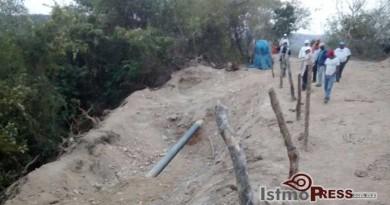 Se registra Fuga en ducto de amoniaco en barrio de la Soledad