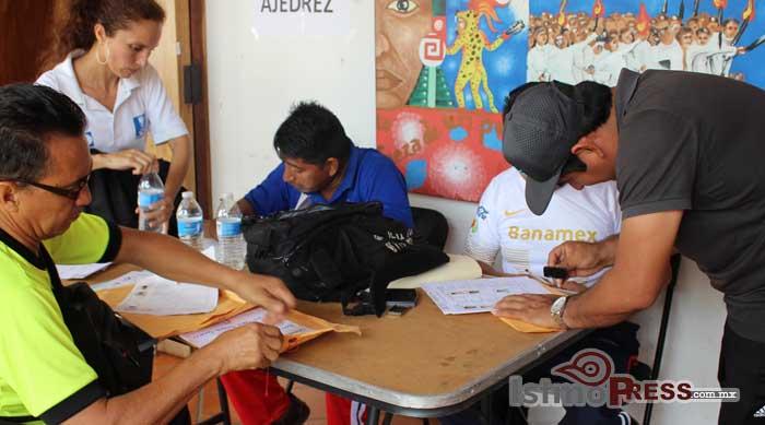 Se registran  participantes de   Olimpiada, Paralimpiada y nacional juvenil 20162