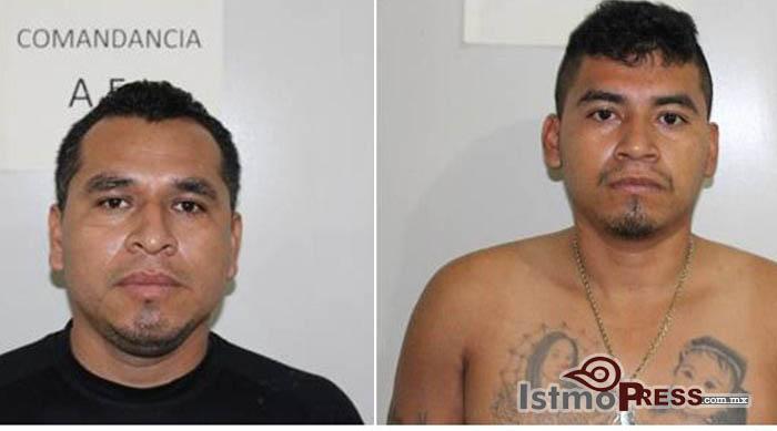 Arrestan a asaltantes de ABASUR Ixtepec, Oaxaca