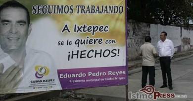 Avanza segunda etapa de la obra en la calle Galeana Eduardo Pedro Reyes3