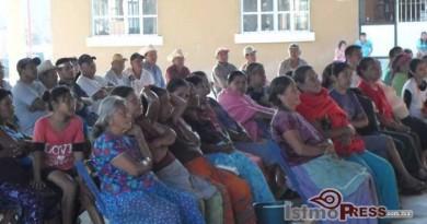 Comuneros de San Miguel Chimalapa dicen no al proyecto minero (2)