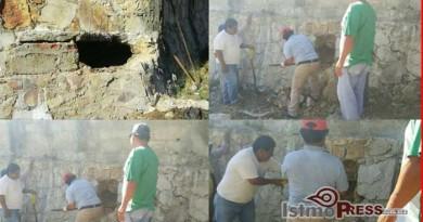 El Gobierno Municipal da mantenimiento a la red de drenaje de Salina Cruz