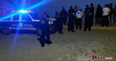 Se registra violento asalto en una casa en Salina Cruz