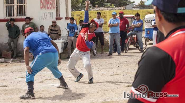 Taladxhi, el besibol zapoteca