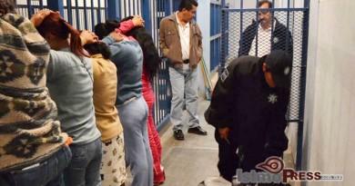 tortura en penal femenil de Tanivet