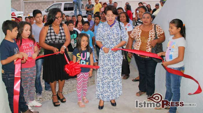 Inaugura Rosa Nidia parque en la colonia Luis Donaldo Colosio 3
