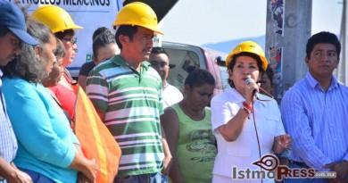 Rosa Nidia impulsa el desarrollo de Playa Brasil