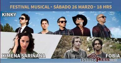 Salina Cruz presenta un nuevo concepto para Semana Santa Pacifico Music Festival 2016