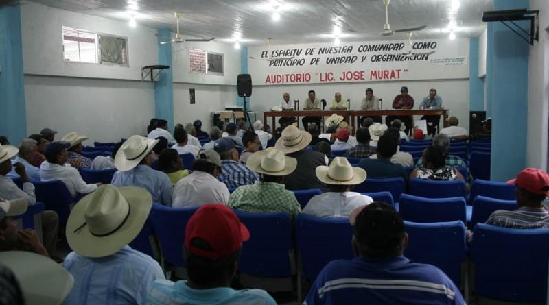 Suspende a comuneros disidentes en Ixtepec (1)